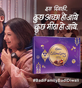 Cadbury Diwali