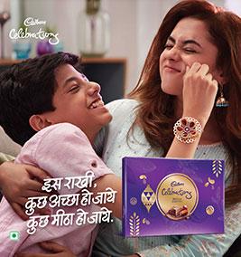 Cadbury Rakhi